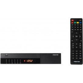Receptor Satélite HD DVB-S2