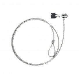 Cable Seguridad para Portatiles con Llave