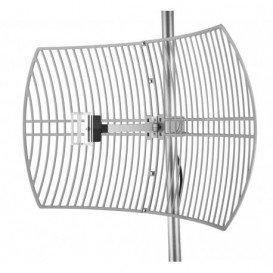 Antena WIFI Rejilla 24dB 2,4G N hembra