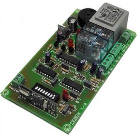 Receptor 2 Canales Biestable 230Vac TL10 CEBEK