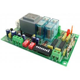 Receptor 2 Canales Mono/Biestable 230Vac TL104 CEBEK