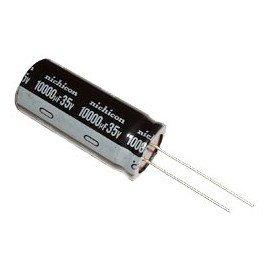 Condensador Electrolitico 10000uF 35V 85º 25x40mm Radial