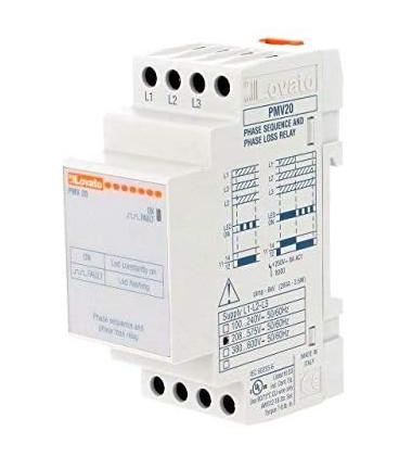 Módulo relé Monitorización Tensión DIN SPDT 250VCA/8A