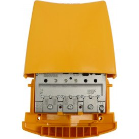 Amplificador Mastil 36dB 3e BIII-FM-UHF