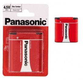 Pila 3R12 Salina PANASONIC ESPECIAL 4,5V BLx1