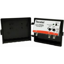 Amplificador Mastil 30dB 2e UHF-UHF LTE700