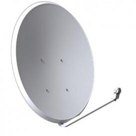 Parabolica  80cm OFFSET FE Embalaje INDIVIDUAL sin LNB