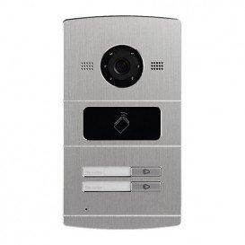 Videoportero IP para 2 apartamentos