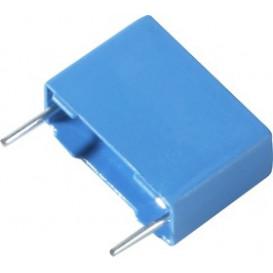 Condensador Poliester 2,2uF 400Vcc R27,5mm