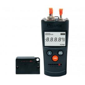 Comprobador Fibra Optica ST/SC/FC 2,5mm y RJ45