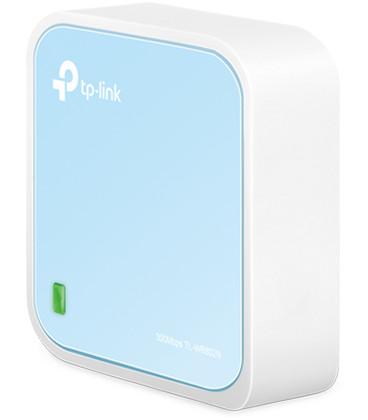 Router WiFi N 2,4G 300Mbps NANO