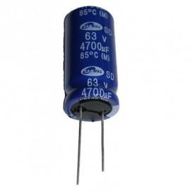 Condensador Electrolitico 4700uF 63V 105º 25x40mm