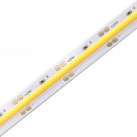Tira LED 2700K 24V 15W/m IP20 COB 5m