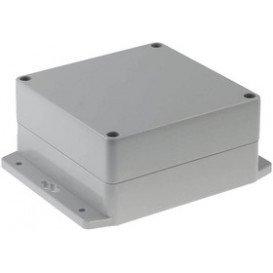 Caja Montaje 120x120x60mm ABS Color GRIS Claro IP65