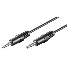Cable Stereo Jack 3,5mm Macho  5m CU