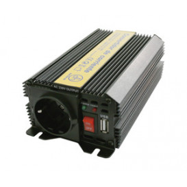Inversor Tensión 12Vdc 300W Onda Modificada