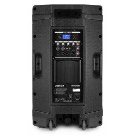 "Altavoz Amplificado 15"" USB/SD/MP3 1000Wmax"