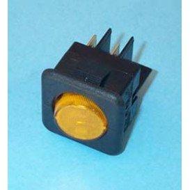 Interruptor Luminoso Ambar Adaptable a Saeco