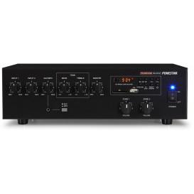 Amplificador PA  60Wrms USB MP3 2Zonas