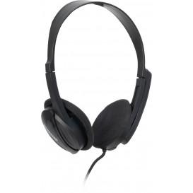 Auriculares Diadema con Microfono Jacks 3,5mm 4C