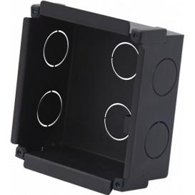 Caja Empotrar Placa Videoportero IP