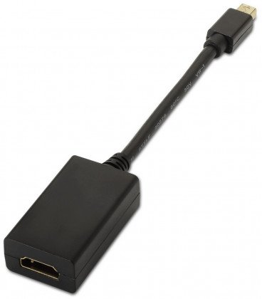 Adaptador MiniDisplayPort a HDMI 0,15m