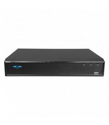 NVR 16Ch IP 12Mpx 200Mbps POE