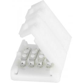 Conector Empalme Tira Led RGB (precio 5 unidades)