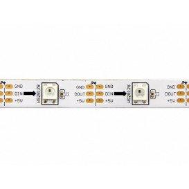 Tira LED RGB DIGITAL 5V 30LED/m IP65 5m