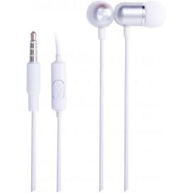 Auriculares In Ear con Microfono Jack 4C GRIS