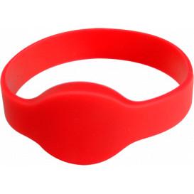 Pulsera de proximidad RFID ROJO