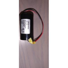 Pila LITIO 3,6V 20A con Cables y conector