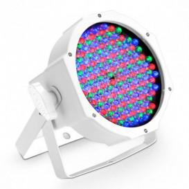 Foco LED PAR Plano 144 LED 10mm BLANCO