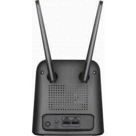 Router WiFi 4G LTE 300Mbps por SIM 2Lan