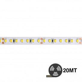 Tira LED 2700K 24V 14,4W/m 120LED/m IP20 20m