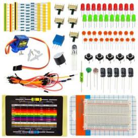 Kit Mini Board + Componentes Arduino