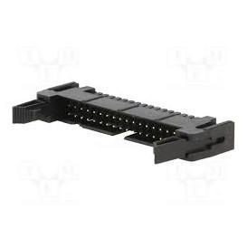 Conector Cable Plano Macho 34Pin 2,54mm