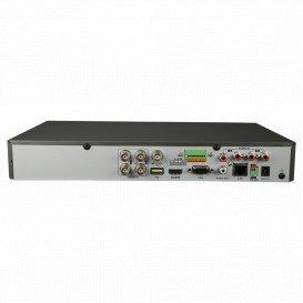 Grabador DVR  4Camaras 5n1 4M-N/1080P 15fps + 2IP Alarmas