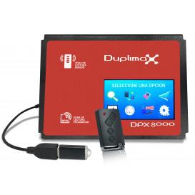 Duplicadora Mandos Garaje Universal DPX-7000