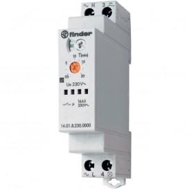 Temporizador FINDER Iluminacion Escalera 230V 14018230