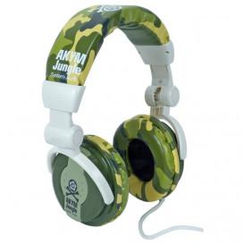 Auricular Profesional HDJ-Jungle AKIYAMA