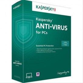 Antivirus 2015 1 Licencia KASPERSKY