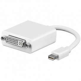 Adaptador MiniDisplayPort a DVI