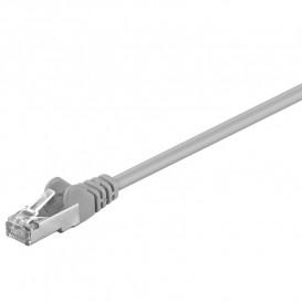 Cable de Red RJ45 FTP Cat5e 3m GRIS
