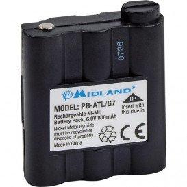Bateria Walkie G7 Alan Midlan