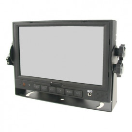 Monitor 7in QUAD para coche