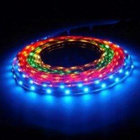 Tira LED 5mts 5050 24V 72W 300Led IP65 RGB