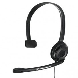 Auriculares con Microfono 2xJack Mono PC2CHAT