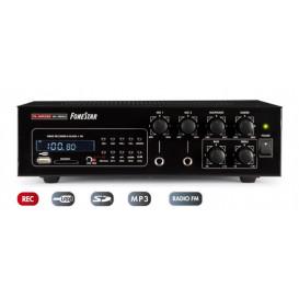 Amplificador PA 30W 12V 230V FONESTAR