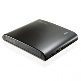 Regrabadora Carcasa HD HUB USB Externo PLATINET